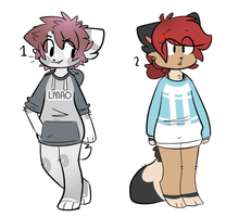 adoptables 2 CLOSED by QTipps