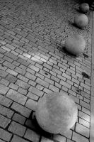 Tumble on cobblestone by JLFphotos