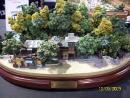 D23: Jungle Cruise model by foxanime101