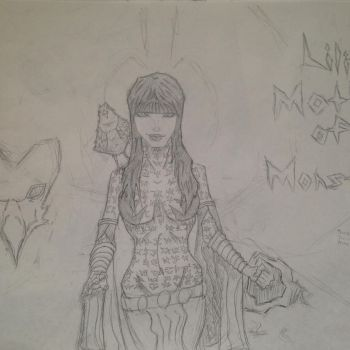 Lilith, Mother of Monsters by MichaeltheArchangel1
