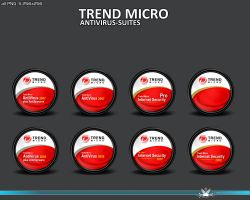 Trend Micro SecuritySuitesPack by 3xhumed