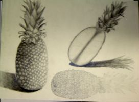Pineapple by Smooth-as-Sandpaper