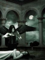 Dark Angel Of Death by SAB687