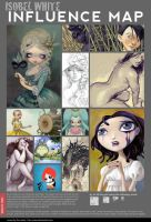 Influence Map by Izabella