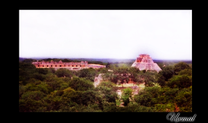 Uxmal by Cronosmu