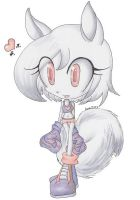 .ShiRleY ThE SqUirrLe: by LunaMikogami