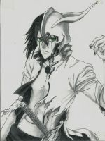 Ulquiorra Cifer by ShadowofChaos666