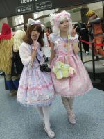Anime Expo 2015 567 by iancinerate