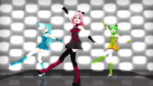 [MMD] Hurly Burly + Video Link by DestinyFailsUs