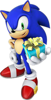 Sonic The Hedgehog's 21st Birthday Channel photo by FiveNightsAtFoxys