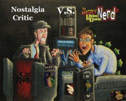 NC VS AVGN by KenLariviere