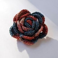 Brooch Rose by borysbrytva