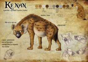 Kenan Reference Sheet by Anatoliba