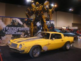 BumbleBee by PantheraTurbo