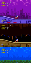 Sonic 1-Scrap Brain Zone,Past, Bad and Good Future by Sapristi45