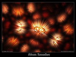 Atom Smasher by psion005