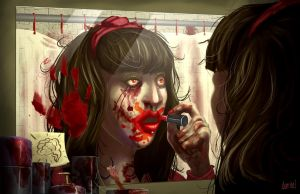 Ladies Night of the Dead by sacking-jimmy