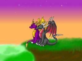 From Cynder-and-Spyro-fan by SpyroandCynder
