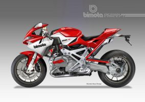 BIMOTA BB-4RR Sport Fighter Concept by obiboi