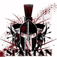 Spartan T Shirt by Broly1337