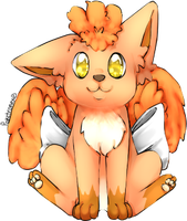 Vulpix by poketronex