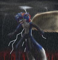 The Divine Protector by Hyperchaotix
