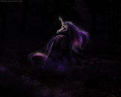 IN THE DARK by Rhiaan