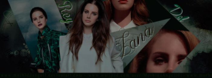 Signature - Lana Del Rey by MorbiddAngell