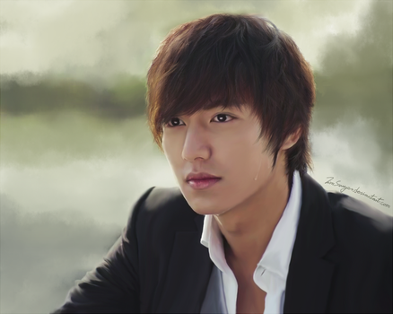 .: Lee MinHo :. by TimSawyer