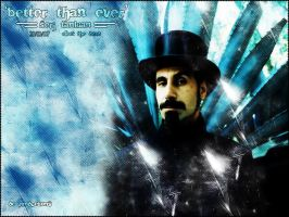 Serj Tankian Wallpaper by demoncloud