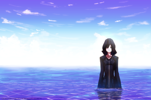 Xion and Ocean by Tubigpo32