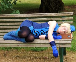 Persona 3: Elizabeth Cosplay - Zzzzz by sounds-of-impalement