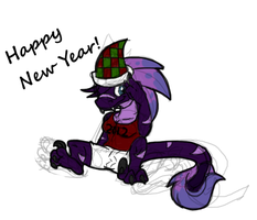 Happy new year by RaptorOFire