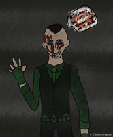 Outlast Dude by The-Smile-Giver
