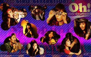 SNSD Concept : Oh by GraPHriX