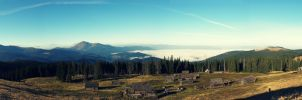 Ukrainian Carpathians pt.1 by feniXua