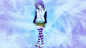 Shirayuki Mizore wallpaper by angelicninja