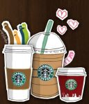 Starbucks by ra3iatha