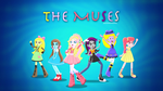 MLP The Muses by jucamovi1992