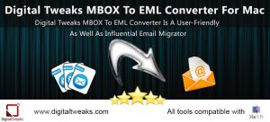 MBox To EML Converter For Mac by battyneaman