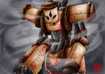 Steam Butcher by rithgroove