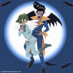 Halloween 2014 by EngelchenYugi