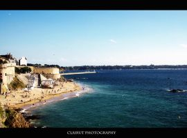 St Malo by ClairutPhotography