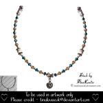 Necklace by TinaLouiseUk