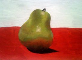 pear study by Lacesal