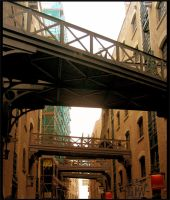 Shad Thames by sargeras