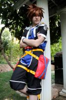 Sora cosplay by OurLivingLegacy