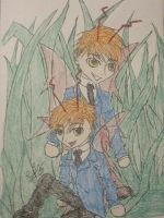 Ouran Fairies 2 by caged-birds