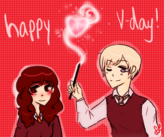 HP: V-day by shiriomi