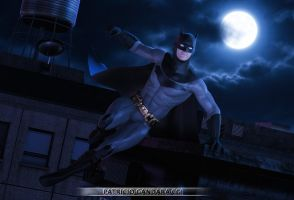 Batman by PGandara